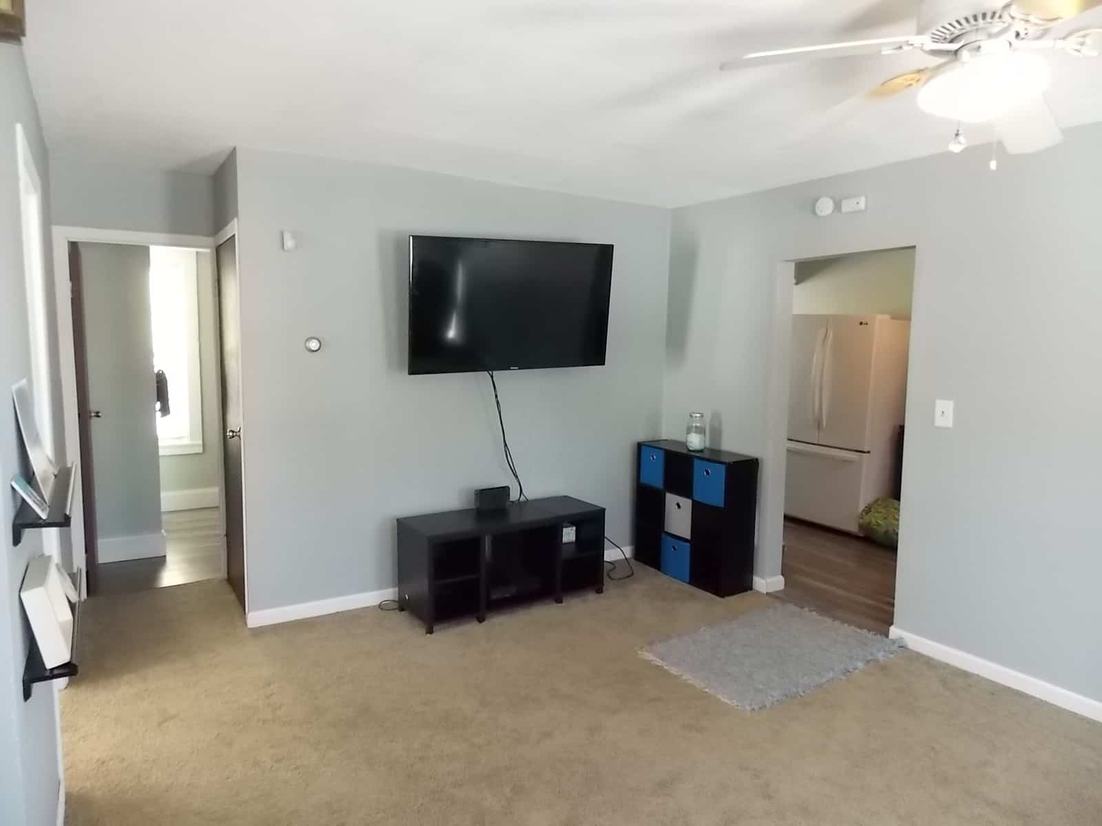 living room in Milton house for sale